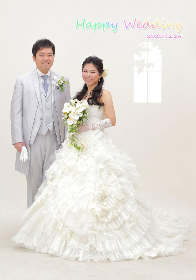 スタジオ結婚式 50533 (2021-01-25)