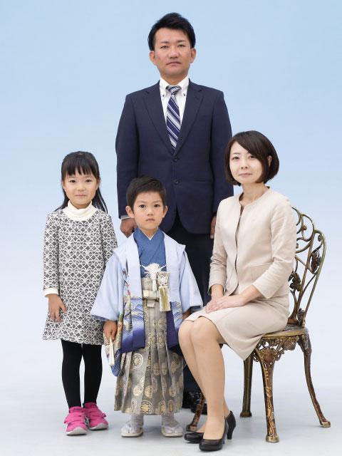 6歳バースデー&七五三 45583 (2017-12-10)
