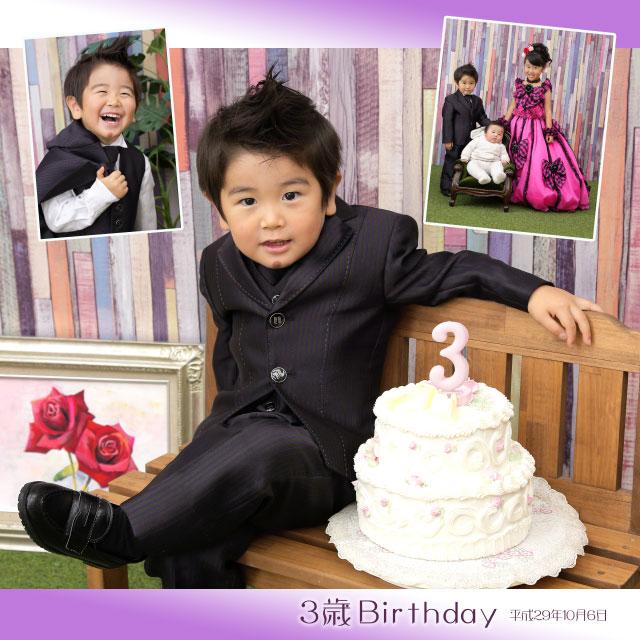 5歳・3歳バースデー&七五三 46224