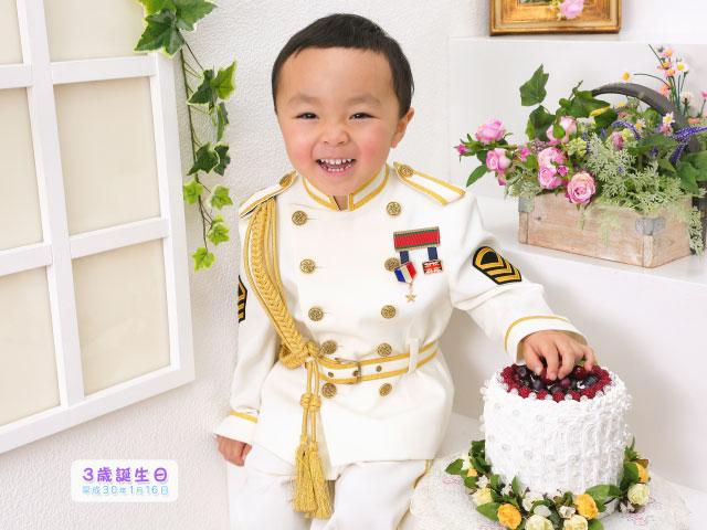 お宮参り&3歳バースデー 46486