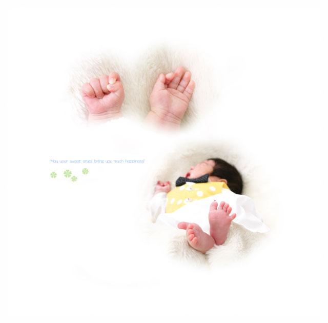 赤ちゃんのお宮参りとバースデー