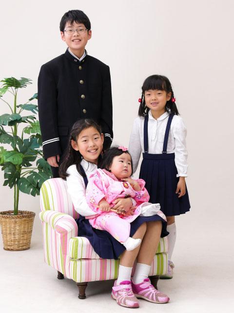 桃の節句と中学校入学