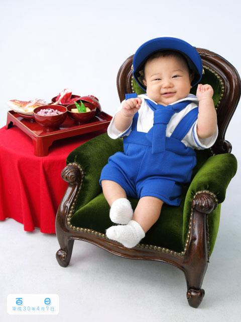 小学校入学と端午の節句と赤ちゃんの百日お食い初め
