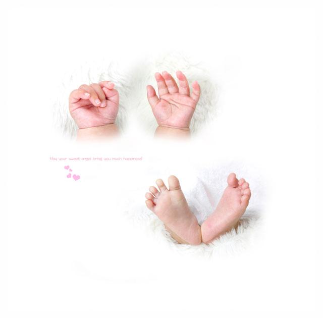 赤ちゃんの百日お食い初めと七五三