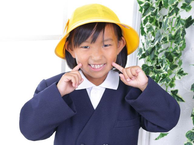 1/2ハーフ成人式と小学校入学
