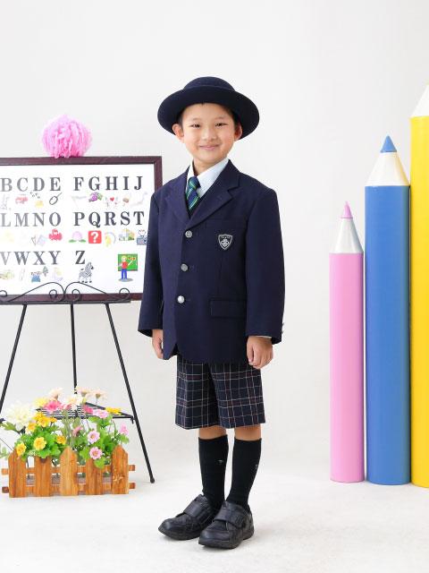 小学校入学と七五三