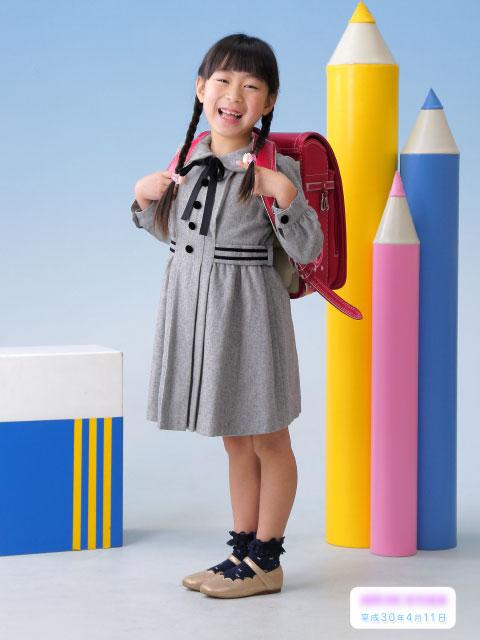 七五三と小学校入学