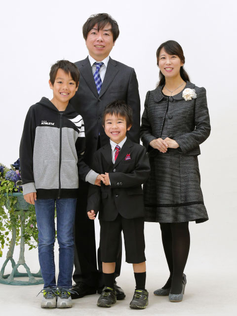 小学校入学&1/2ハーフ成人式 48317 (2019-05-05)