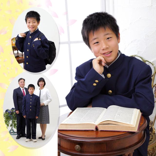 中学校入学 48374