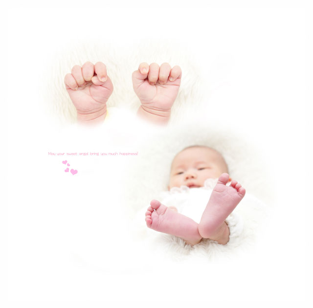 七五三と赤ちゃんのお宮参り