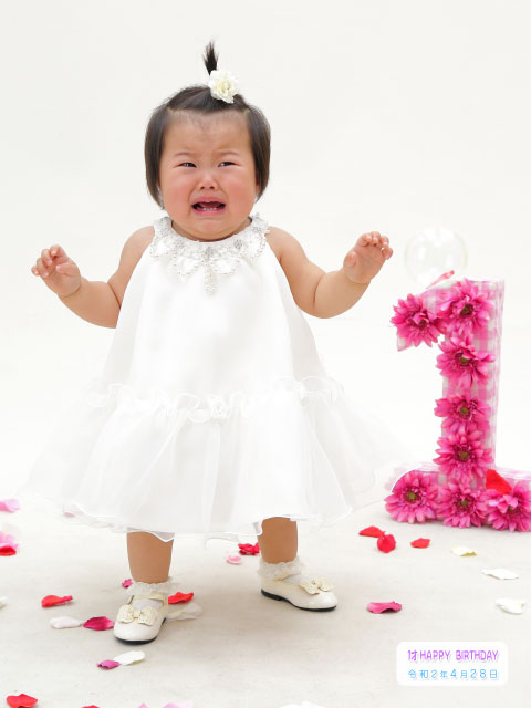 1歳バースデー 49758 (2020-06-21)