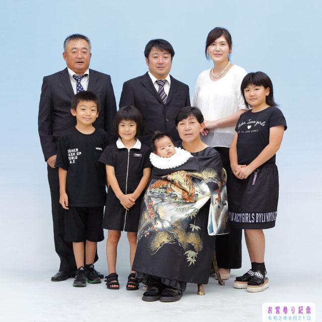 お宮参り 50012 (2020-09-11)