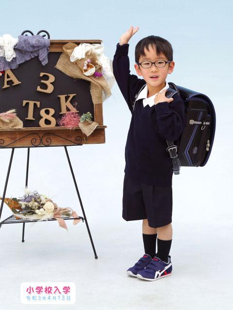小学校入学 50834