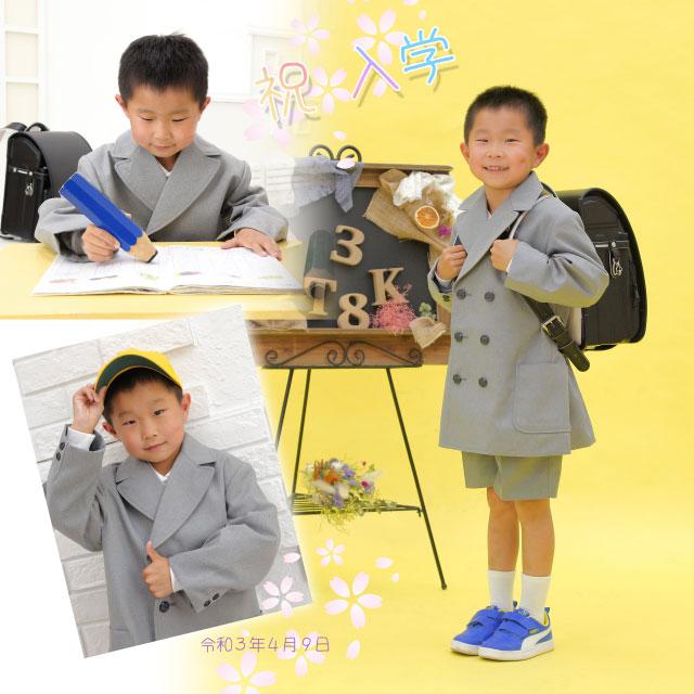 小学校入学&6歳バースデー 50840