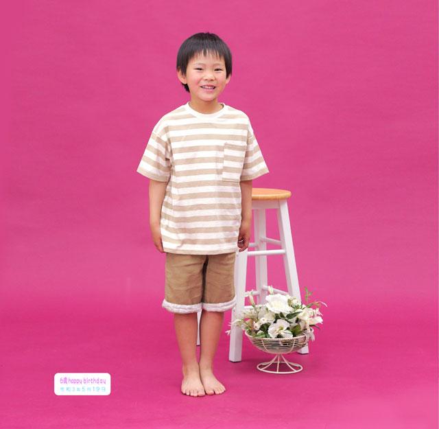 6歳バースデー 50957 (2021-06-10)