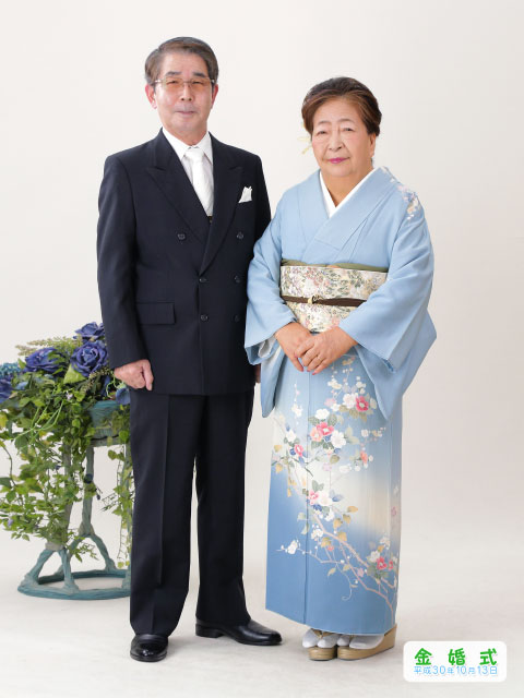 金婚記念 47548 (2018-11-05)