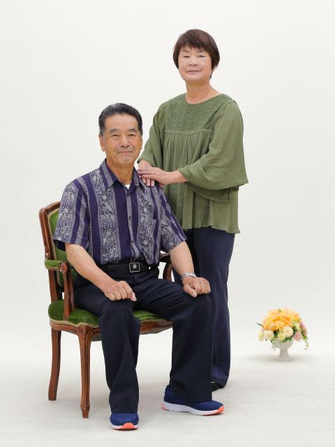 古希&結婚20周年記念 (2020-08-31)