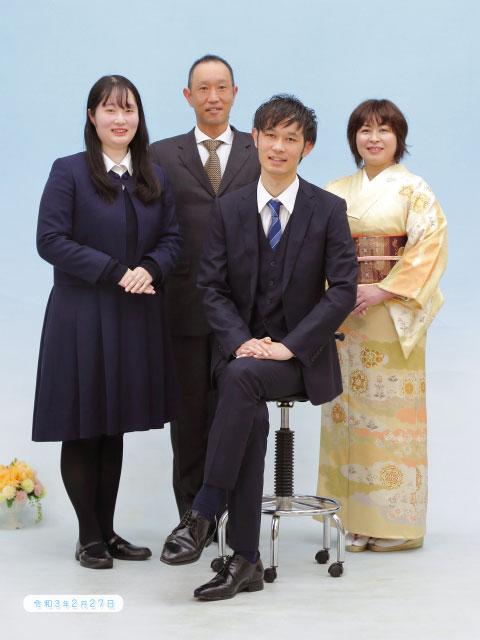 成人記念&高校卒業 50673 (2021-03-27)